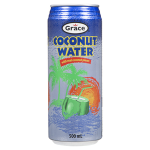 Grace Coconut Water With Pulp 500 ml