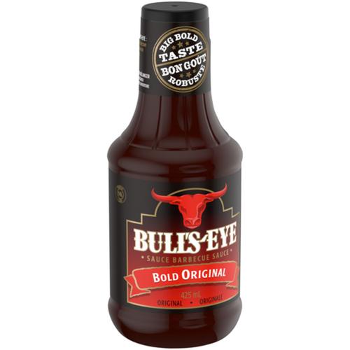 Bull's-Eye Bold Original BBQ Sauce