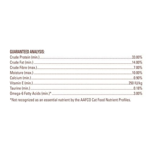 Nutro Wholesome Essentials Indoor Adult Dry Cat Food Chicken & Brown Rice 6.35kg