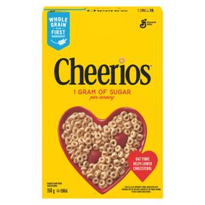 Cheerios Gluten Free Cereal Original 350 g