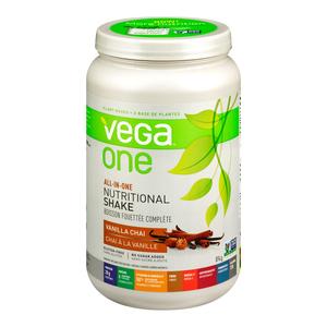 Vega One All In One Nutritional Shake Vanilla Chai 847 g