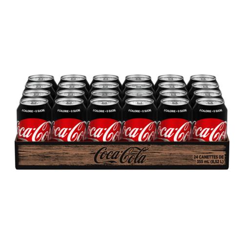 Coca-Cola Zero Sugar 24 x 335 mL