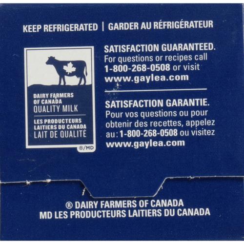 Gay Lea Butter Sticks Unsalted 454 g
