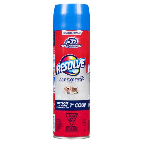 Resolve Pet Expert Cleaning Foam 623 g
