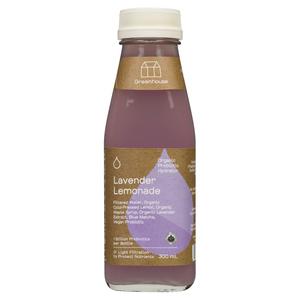 Greenhouse Lemonade Beverage Lavender 300 ml
