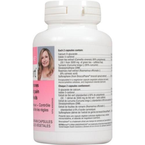 Lorna Vanderhaeghe ESTROsmart Supplement 60 EA