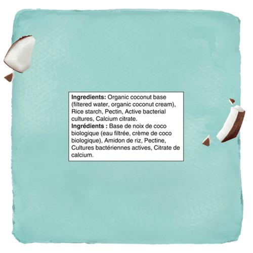 Silk Dairy-Free Coconut Unsweetened Plain Yogurt 680 g