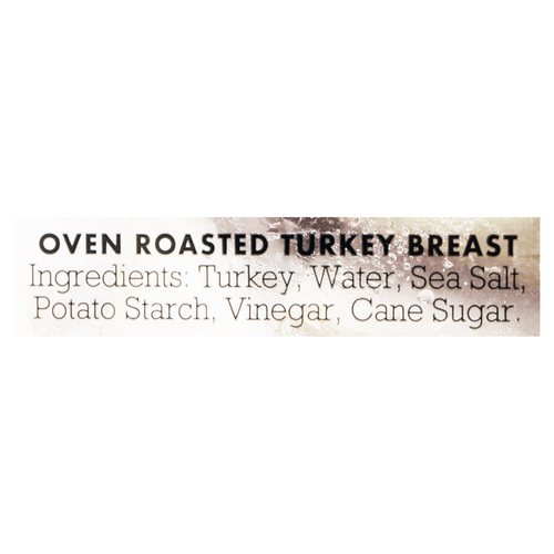 Maple Leaf Natural Selections Thick Carved Oven Roasted Turkey Breast 375 g