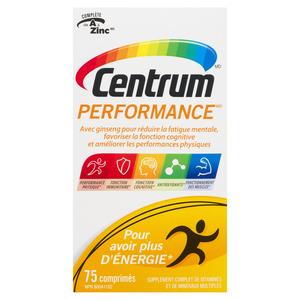 Centrum Performance Multi Vitamin 75 EA