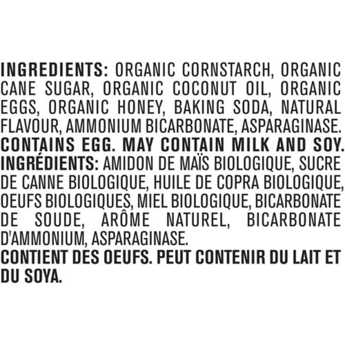 Gerber Organic Gluten-Free Biscuits Honey 150 g