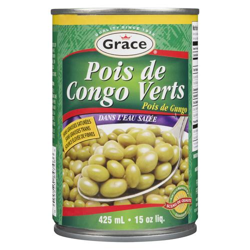 Grace Green Pigeon Peas 425 ml