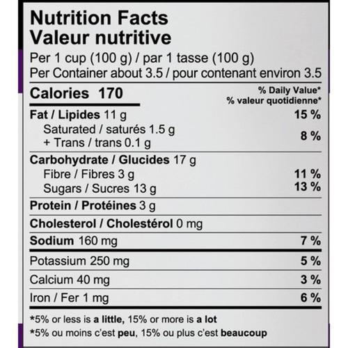 Eat Smart Salad Sweet Kale Mix Kit 340 g