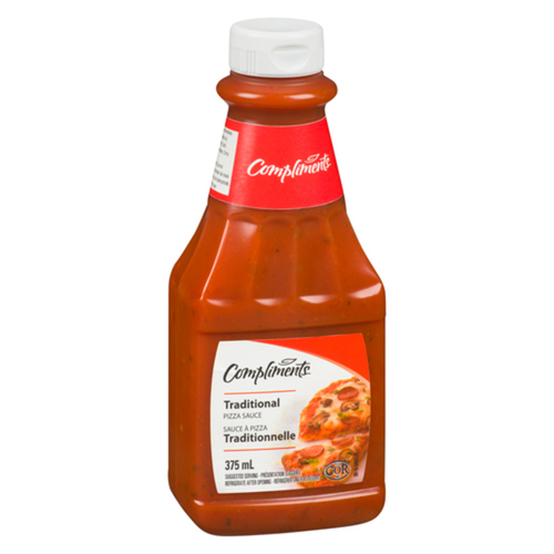Compliments Traditional Pizza Sauce 375 mL