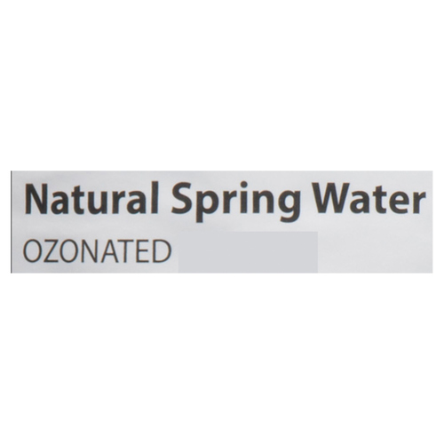 Compliments Spring Water 1.5 L