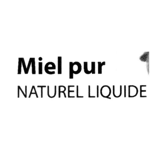 Compliments Pasteurized White Liquid Honey Bear 375 g