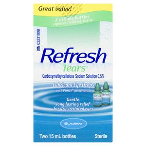 Allergan Refresh Artificial Tears 30 ml