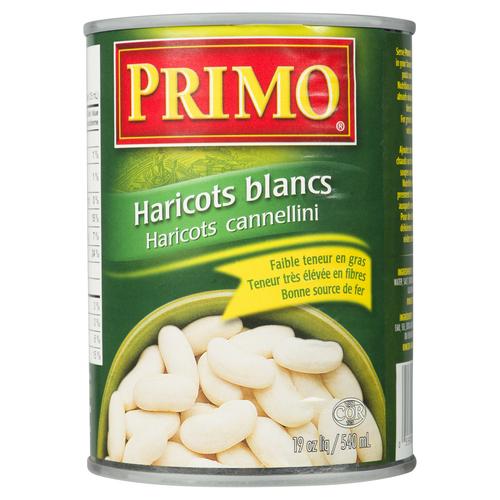 Primo White Kidney Beans 540 ml