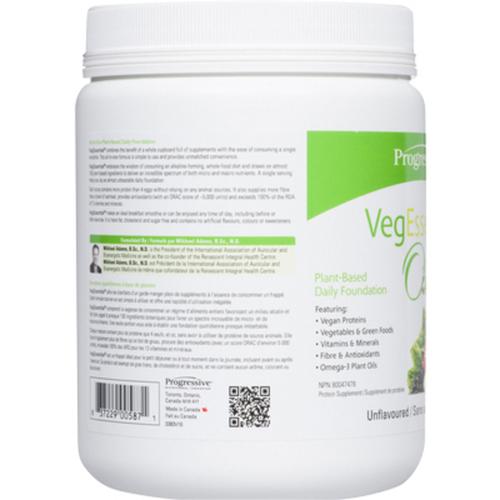 Progressive VegEssential Tasteless 360 g