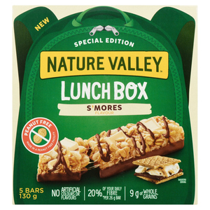 Nature Valley Special Edition Granola Bars 130 g