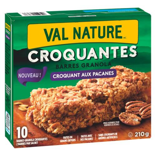 Nature Valley Crunchy Granola Bars Pecan Crunch 210 g
