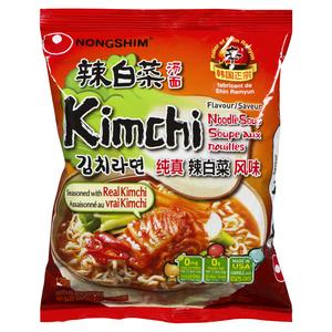 Nong Shim Kimchee Ramyun Noodle Soup 120 g