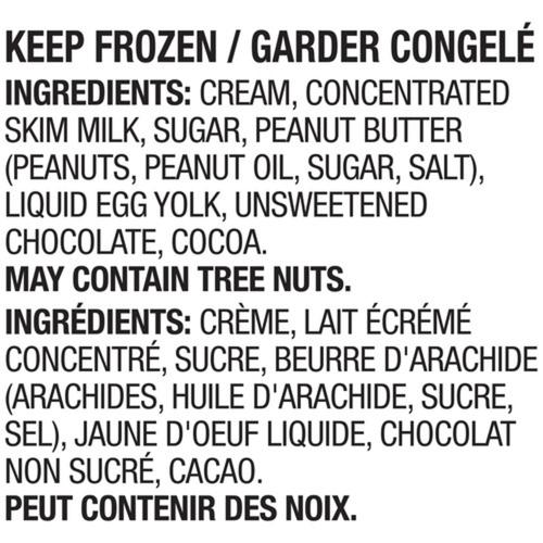 Häagen-Dazs Chocolate Peanut Butter Ice Cream 500 mL