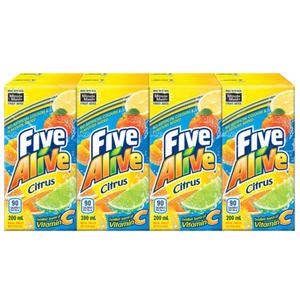 Five Alive Citrus 8 x 200 ml