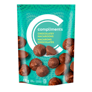 Compliments Chocolatey Macaroons 110 g