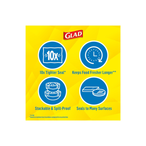 Glad Press'n Seal Wrap 70 Square Foot Roll