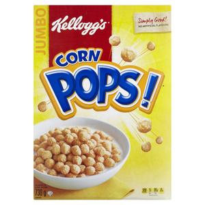 Kellogg's Corn Pops Cereal Jumbo 730 g