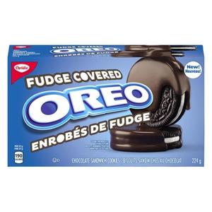 Christie Fudge Covered Oreo 224 g