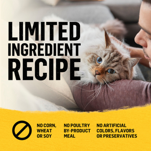 Beyond Simply Dry Cat Food White Meat Chicken & Whole Oat Meal 2.72 kg