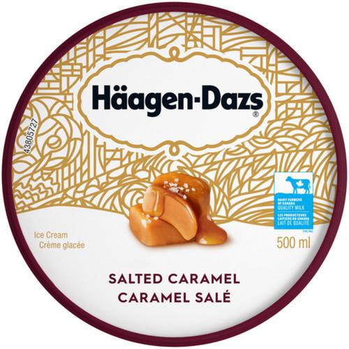 Häagen-Dazs Ice Cream Salted Caramel 500 ml