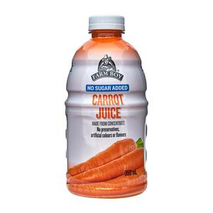 Farm Boy Carrot No Sugar Added Juice 950 ml