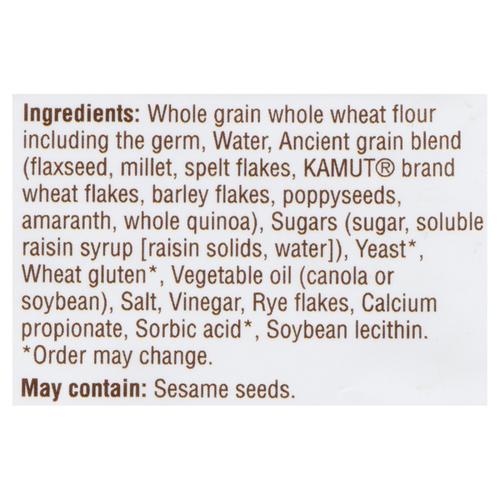 Dempster's 100% Whole Grains Ancient Grains with Quinoa Bread 600 g