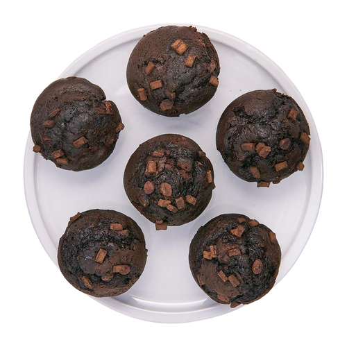Compliments Muffins Double Chocolate Chunk 600 g