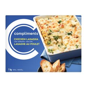 Compliments Chicken Lasagna 1 kg