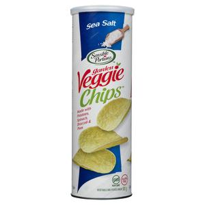 Sensible Portions Veggie Chips Sea Salt 141 g