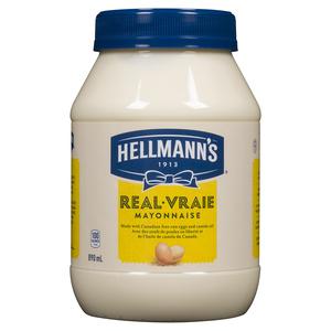 Hellmann's Real Mayonnaise 890 ml