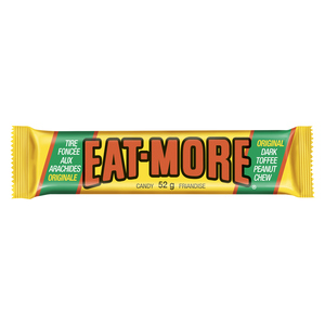 Eat-More Chocolate Bar 52 g