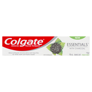 Colgate Essentials Charcoal Toothpaste 98 ml