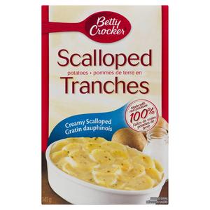 Betty Crocker Scalloped Potatoes Original 141 g