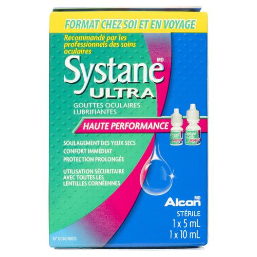 Alcon Systane Ultra Eye Drops 15 ml