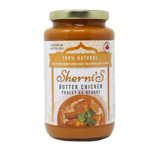 Sherni's Cooking Sauce Butter Chicken 500 ml