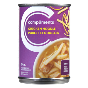 Compliments Condensed Soup Chicken Noodle 284 ml