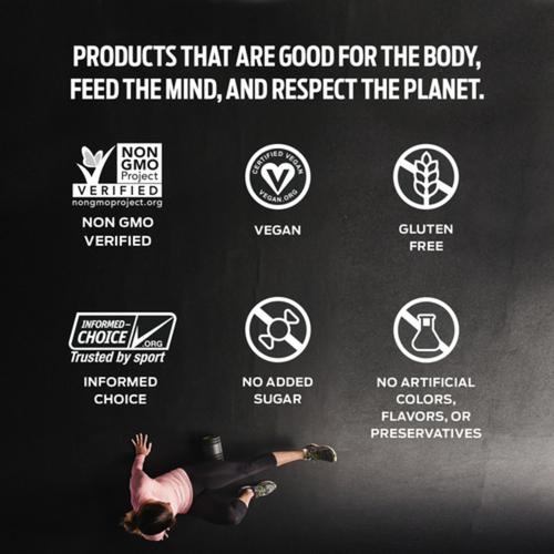 Vega Sport Gluten-Free Sugar-Free Drink Mix Energizer Acai Berry 40 Servings