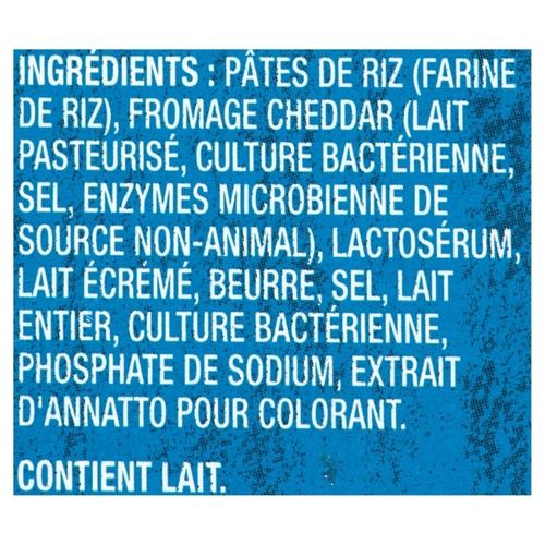Annie's Homegrown Gluten-Free Rice Pasta & Cheddar 170 g