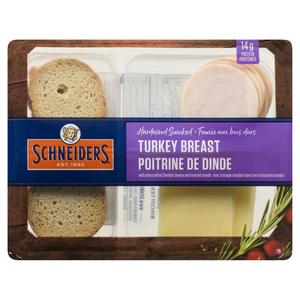 Schneider's Turkey Breast Snack Kit 75 g