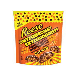Reese Outrageous Pouch Crunchers 160 g