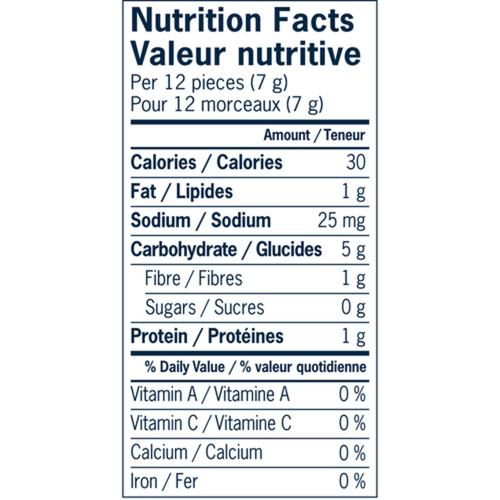 Gerber Organic Lil' Crunchies Hummus 45 g